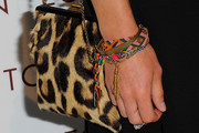 Gillian Zinser Printed Purse