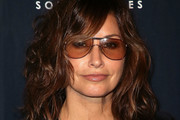 Gina Gershon Shoulder Length Hairstyles