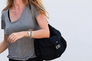 Gisele Bundchen Chain Strap Bag