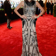 Giuliana Rancic Clothes - Evening Dress