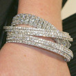 Gloria Estefan Bangle Bracelet