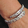 Gloria Estefan Diamond Bracelet