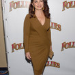 Gloria Estefan Wrap Dress