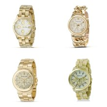 Gold Chronograph Watches