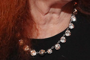 Grace Coddington Diamond Choker Necklace