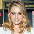Greta Gerwig Hair - Long Wavy Cut
