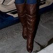 Gretchen Rossi Over the Knee Boots