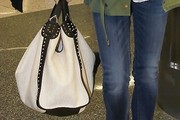 Gwyneth Paltrow Straw Tote