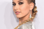 Hailey Baldwin Updos