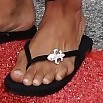 Halle Berry Shoes - Flip Flops