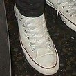Harry Styles Canvas Shoes