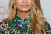Havana Brown Long Side Part
