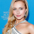 Hayden Panettiere Hair - Long Side Part