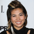 Hayley Kiyoko Hair - Half Up Half Down