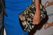Hayley Roberts Printed Clutch