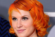 Hayley Williams Short Curls