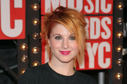 Hayley Williams Short Emo Cut