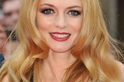 Heather Graham Long Hairstyles