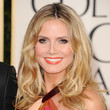 Heidi Klum Hair - Medium Curls