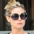 Heidi Klum Sunglasses - Oversized Sunglasses