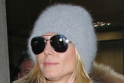Heidi Klum Winter Hats