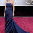 Helen Hunt Strapless Dress