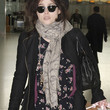 Helena Bonham Carter Accessories - Patterned Scarf