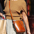 Helena Christensen Handbags - Leather Shoulder Bag