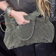 Hilary Duff Handbags - Suede Tote