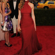 Hilary Swank Evening Dress