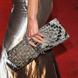 Hilary Swank Handbags - Metallic Clutch