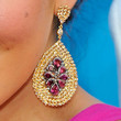 Hillary Scott Jewelry - Gold Dangle Earrings