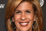 Hoda Kotb Shoulder Length Hairstyles