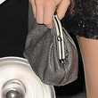 Holland Roden Beaded Clutch