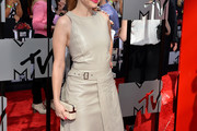 Holland Roden Leather Dress