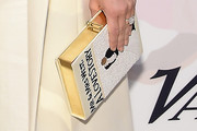 Kim Kardashian Hard Case Clutch