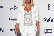Adrienne Bailon Short Suit