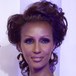 Iman Hair - Bobby Pinned updo