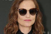 Isabelle Huppert Shoulder Length Hairstyles