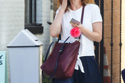 Isla Fisher Shoulder Bags