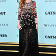 Isla Fisher Clothes - Print Dress