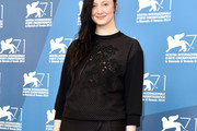 Andrea Riseborough Crewneck Sweater