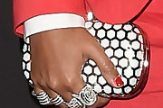 Janelle Monae Hard Case Clutch