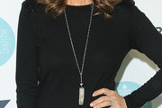 Jaclyn Smith Silver Tag Necklace