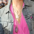 Jada Pinkett Smith Jewelry - Gold Pendant