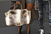 Jada Pinkett Smith Printed Tote