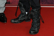 Jaden Smith Lace Up Boots