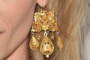 Jaime King Chandelier Earrings