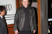 James Young Leather Jacket