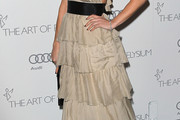 Jamie-Lynn Sigler Evening Dress